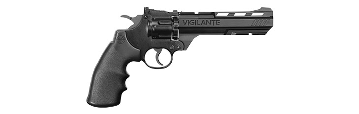 Crosman Vigilante 4,5mm CO2 Revolver