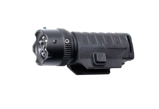 Tactical light/laser w.mount
