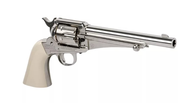 Crosman Remington 1875 4,5mm CO2 revolver