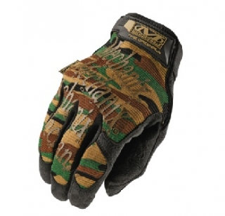 Taktische Handschuhe Mechanix Wear Original Woodland XL