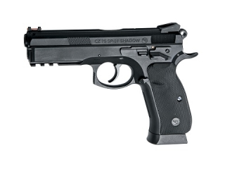 Luftpistole CZ-75 SP-01 Shadow Blow Back 4,5mm