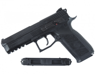 CZ-75 P-09 Duty Blow Back 4,5mm Diabolo