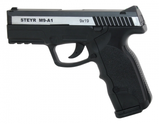Steyr M9A1 4,5 mm Stahl BB Co2-Pistole Dual Tone Non Blow Back