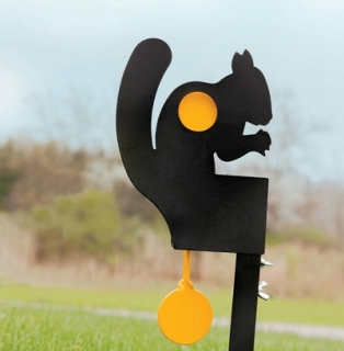 Crosman Squirrel Resetting Target