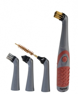 Power Clean Electric Gun Cleaning Brush Kit