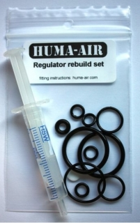 Huma Rebuild kit for Your Regulator